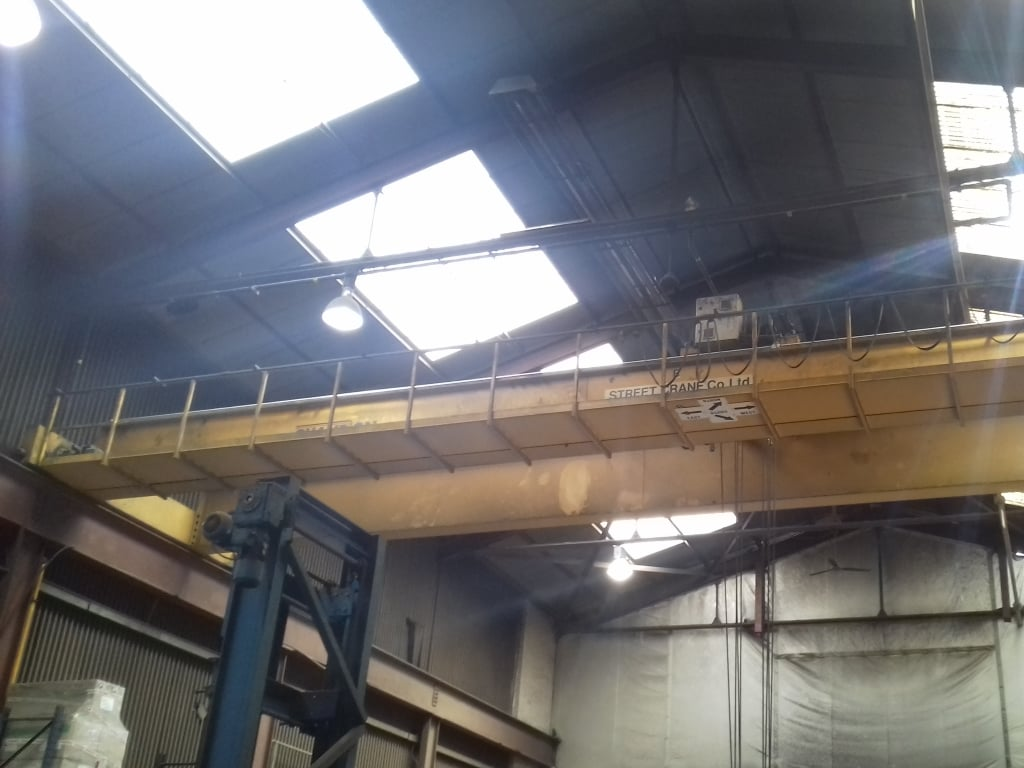 Fall Arrest Gantry Crane Fall Protection Solutions