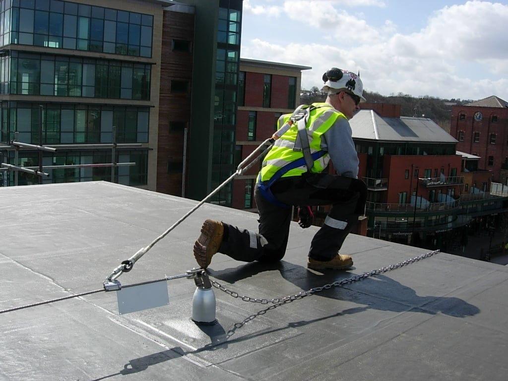 Roof Fall Arrest Safety Lines