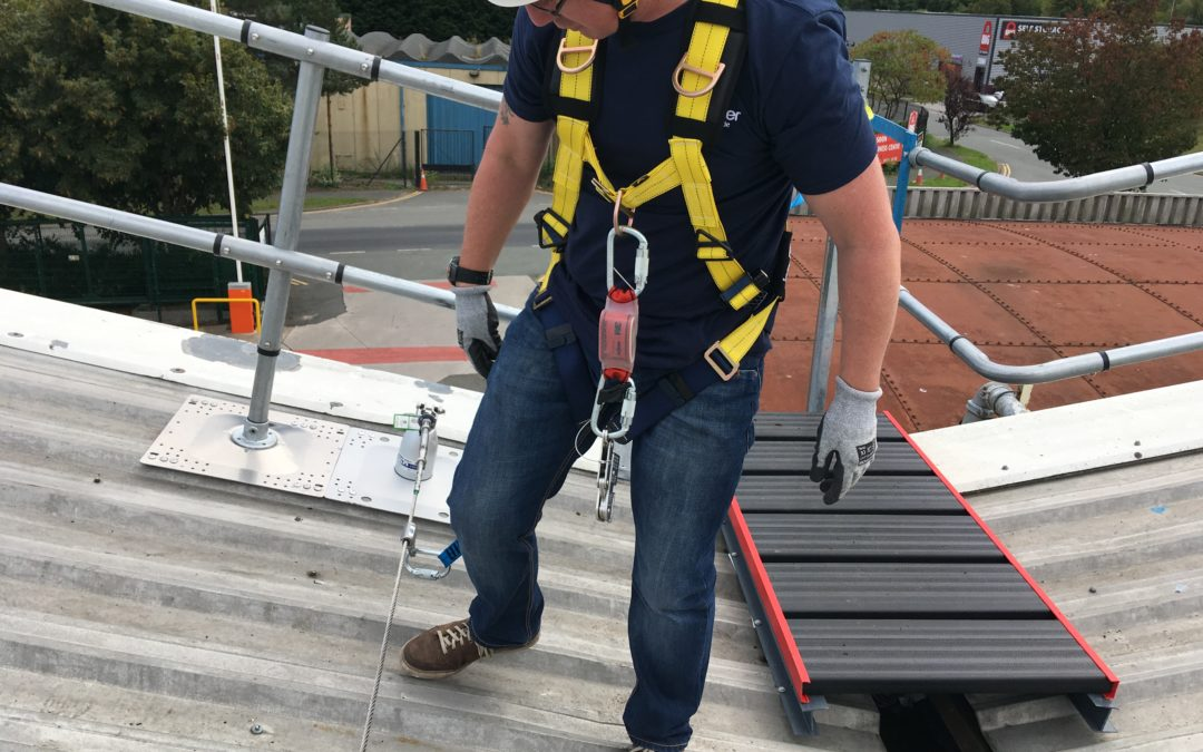 Roof Access Strategy – Part 2